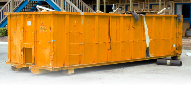 Maryland Dumpster Rental